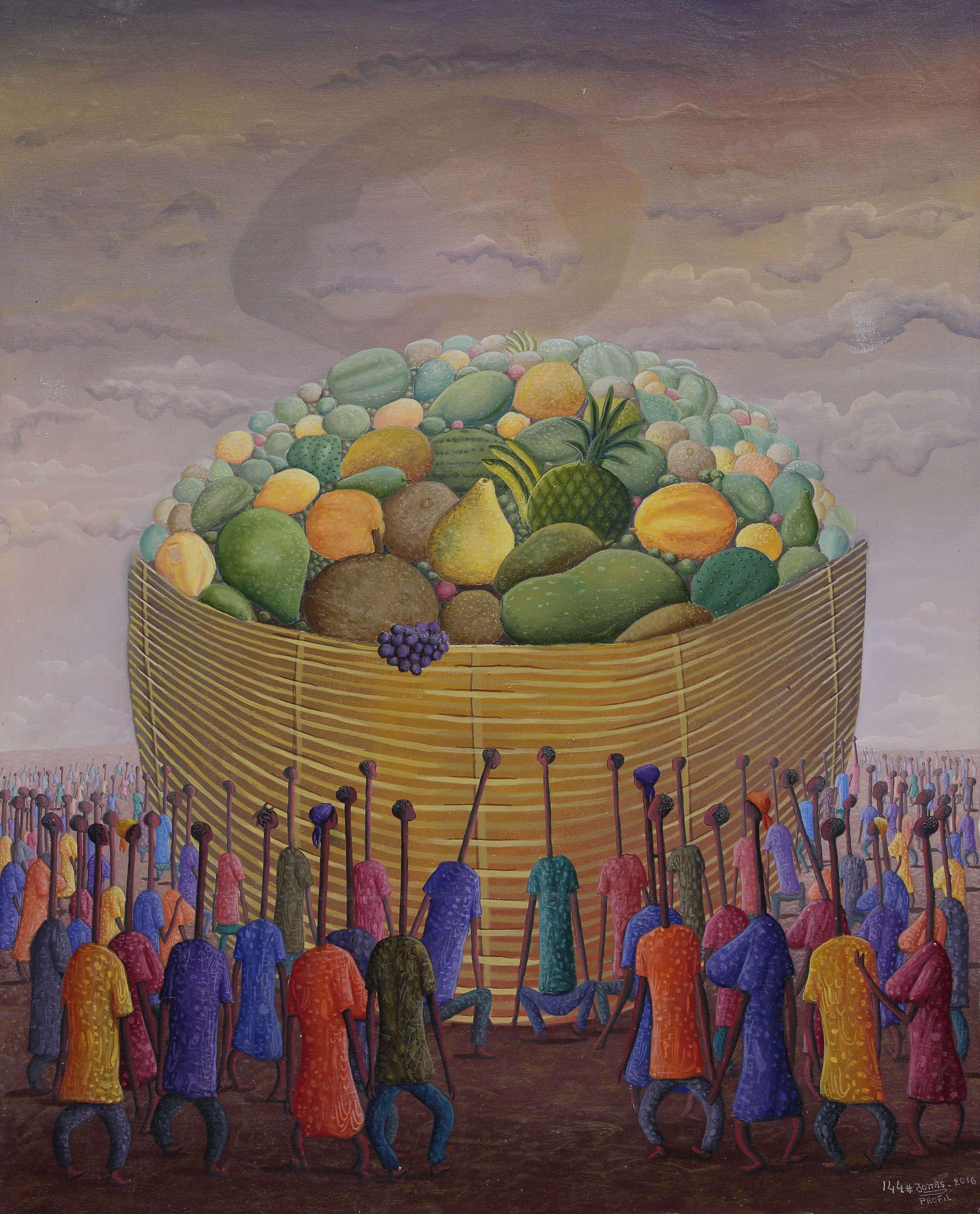 Unity gives fruits