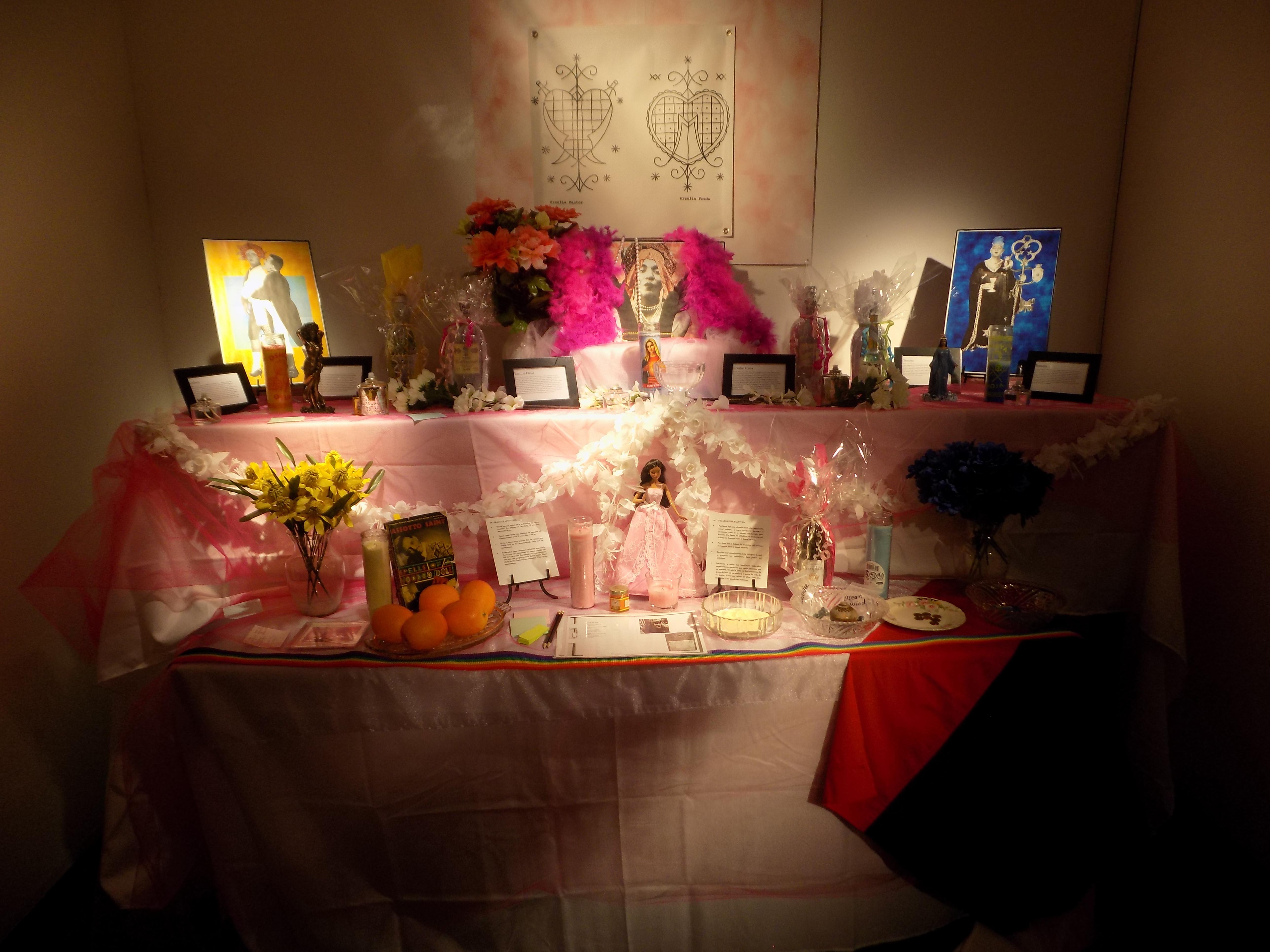 Assotto's Altar